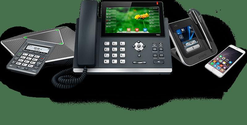 Cloud Based Telephony