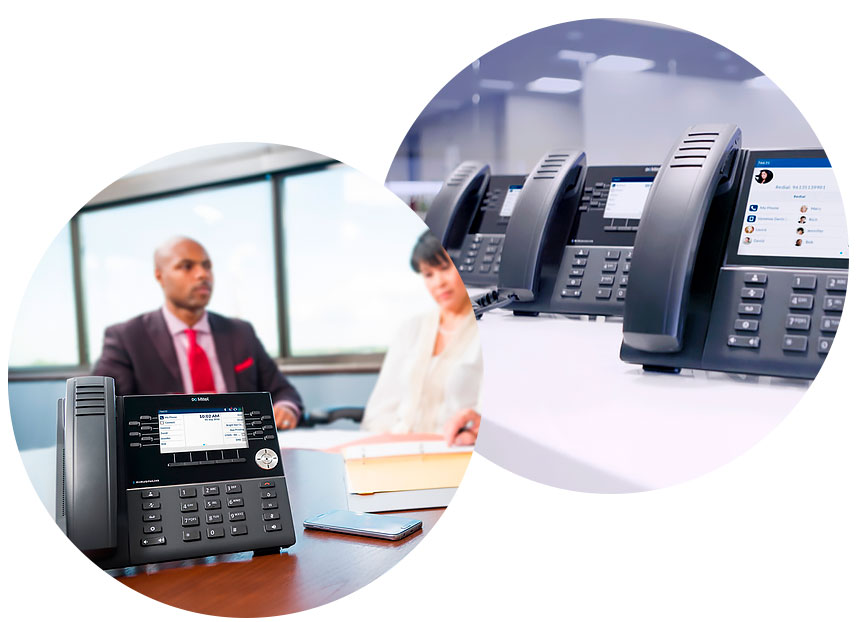 Hosted Telephony Service - Porthlas Communications
